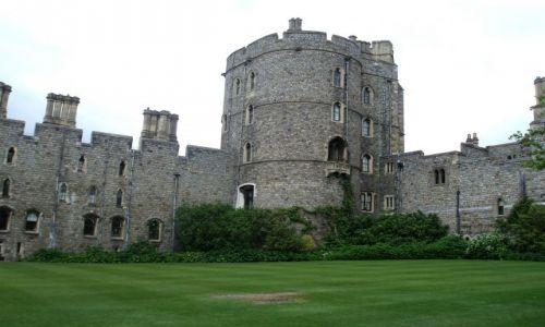 Zdjęcie WIELKA BRYTANIA / 30 km od Londynu / Zamek krolewski Windsor / Windsor