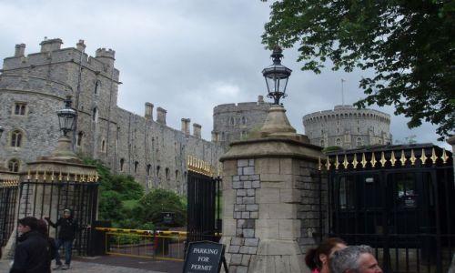 WIELKA BRYTANIA / 30 km od Londynu / Zamek krolewski Windsor / Windsor Castle