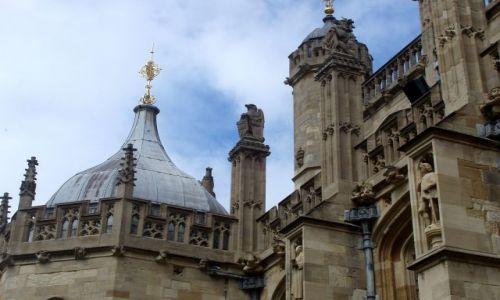Zdjęcie WIELKA BRYTANIA / okolice Londynu / Zamek Windsor / Windsor Castle