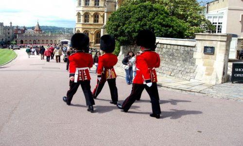 WIELKA BRYTANIA / okolice Londynu / Zamek Windsor / Windsor Castle