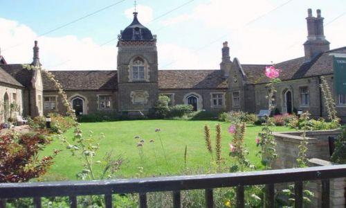 WIELKA BRYTANIA / hrabstwo Cambridge (Cambridgeshire) / historyczne miasto ELY / Ely - Anglia