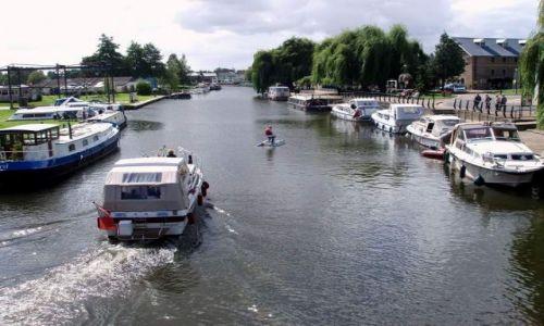 WIELKA BRYTANIA / hrabstwo Cambridge / miasteczko Ely / Ely- Anglia