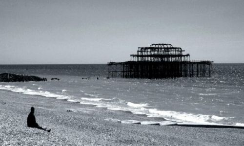 Zdjęcie WIELKA BRYTANIA / - / Brighton / Brighton Pier