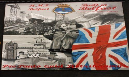 Zdjęcie WIELKA BRYTANIA / Irlandia Północna / Belfast / Pro tanto quid retribuamus