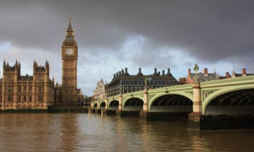 Zdjecie WIELKA BRYTANIA / Londyn / Londyn / Westminster