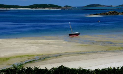 Zdjecie WIELKA BRYTANIA / Isles of Scilly / St. Martin's / Angielskie Karaiby