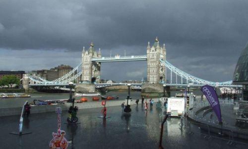 Zdjecie WIELKA BRYTANIA / brak / Londyn / Tower Bridge