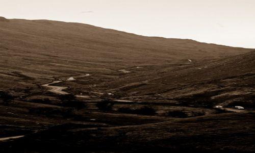 Zdjęcie WIELKA BRYTANIA / Lake District / Lake District / Droga