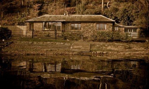 Zdjecie WIELKA BRYTANIA / Lake District / Lake District / Przy wodzie