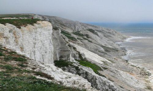 Zdjecie WIELKA BRYTANIA / Sussex / Beachy Head / Klify UK