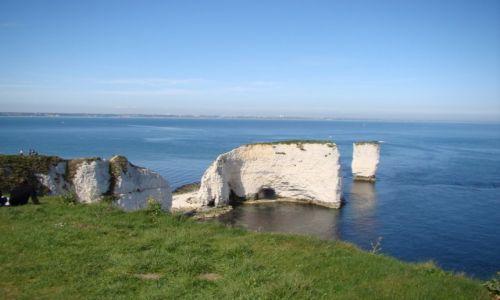 Zdjęcie WIELKA BRYTANIA / Dorset / Swanage / Dorset - Old Harry Rocks