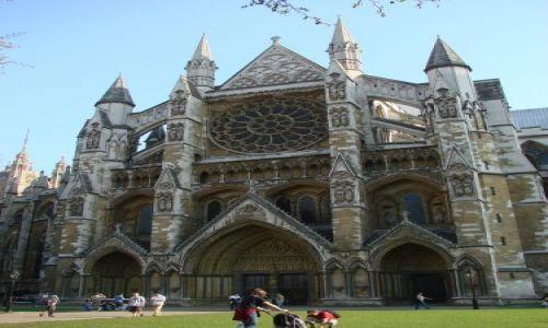 Zdjecie WIELKA BRYTANIA / brak / Londyn / Westminister Abbey