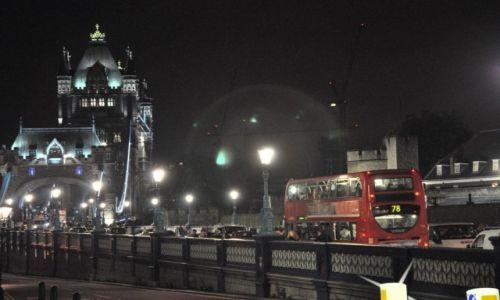 Zdjecie WIELKA BRYTANIA / Londyn / Tower Bridge / Londyn
