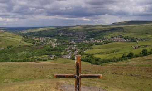 Zdjecie WIELKA BRYTANIA / West Yorkshire / Marsden  / ....