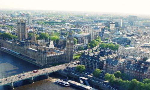 Zdjecie WIELKA BRYTANIA / Londyn  / Big Ben  / KONKURS