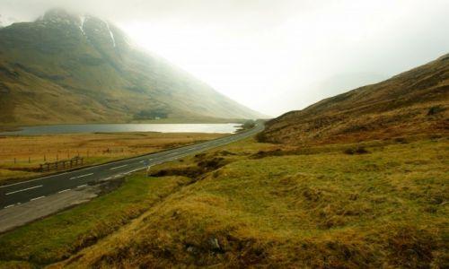 Zdjęcie WIELKA BRYTANIA / Szkocja / Glencoe / Jasność