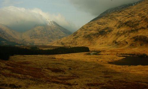 Zdjecie WIELKA BRYTANIA / Szkocja / Glencoe / Dolina Glencoe