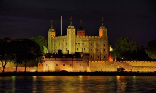 Zdjecie WIELKA BRYTANIA / Greater London / Londyn / Tower of London