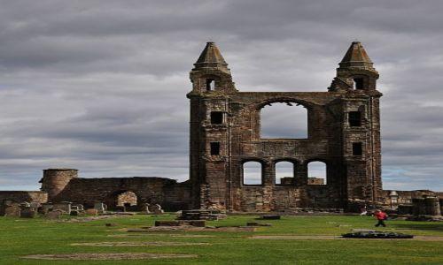 Zdjęcie WIELKA BRYTANIA / Szkocja / St.Andrews / Katedra