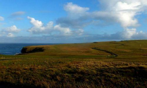 Zdjęcie WIELKA BRYTANIA / Szkocja / North Sea / przestrzeń