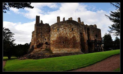 Zdjęcie WIELKA BRYTANIA / Szkocja / Direlton/East Lothian / Zamek