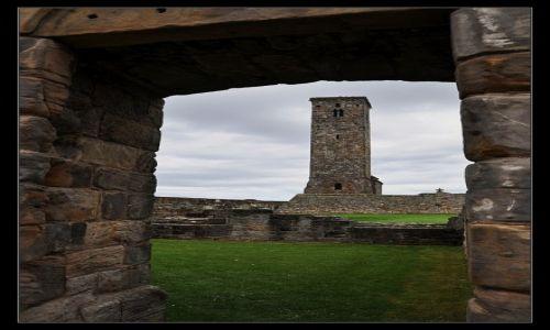 Zdjęcie WIELKA BRYTANIA / Szkocja / St.Andrews / Wieża