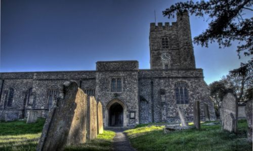 Zdjecie WIELKA BRYTANIA / Kent / Cobham / St Mary Magdalene Church