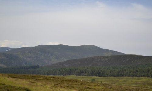 Zdjęcie WIELKA BRYTANIA / Szkocja / W drodze nad Loch Muick / piękna i tajemnicza Szkocja