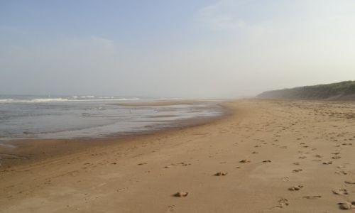 Zdjęcie WIELKA BRYTANIA / Szkocja / Balmedie / na plaży