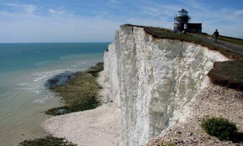 Zdjęcie WIELKA BRYTANIA / hrabstwo East Sussex / Eastbourne / Beachy Head