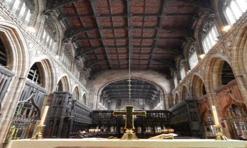 Zdjecie WIELKA BRYTANIA / Manchester / Manchester / Katedra