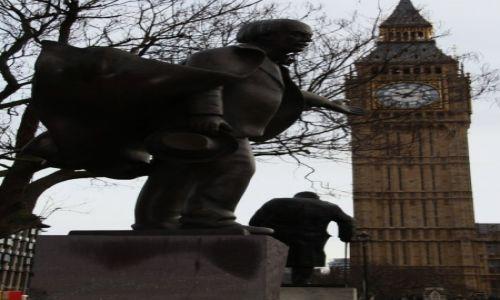 Zdjecie WIELKA BRYTANIA / Londyn / Big Ben / Oto Big Ben