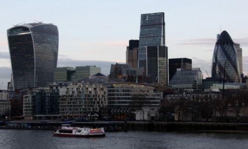 Zdjęcie WIELKA BRYTANIA / Londyn / London City / Panorama City