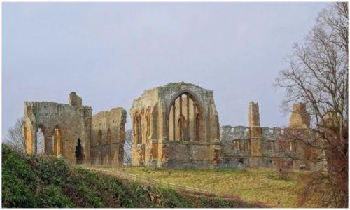 Zdjecie WIELKA BRYTANIA / - / Hrabstwo Durham  / Egglestone ruin