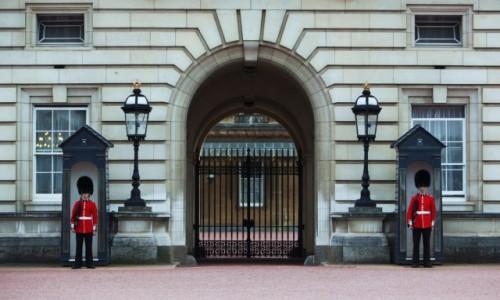 Zdjęcie WIELKA BRYTANIA / Londyn / Pałac Buckingham / W służbie rodziny królewskiej