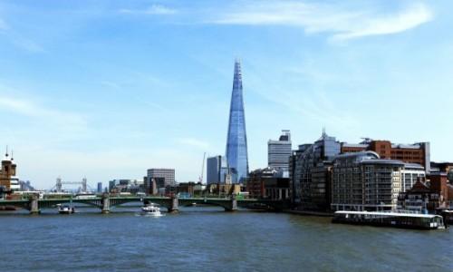 Zdjęcie WIELKA BRYTANIA / Londyn / Tamiza / London Bridge