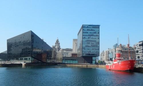 Zdjęcie WIELKA BRYTANIA / Liverpool / Liverpool / Nadbrzeże