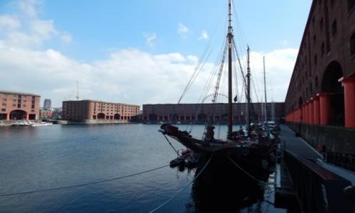 Zdjęcie WIELKA BRYTANIA / Liverpool / Liverpool / Albert Dock