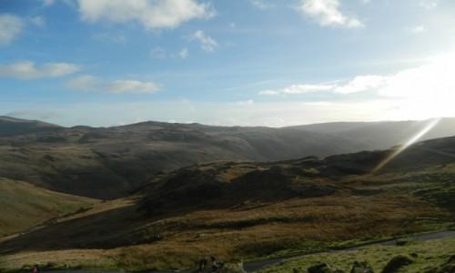 Zdjęcie WIELKA BRYTANIA / Walia / droga na Snowdon / Walia - Snowdonia