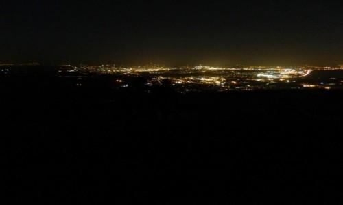 Zdjęcie WIELKA BRYTANIA / Lancashire / Darwen 'Jubilee' Tower / Darwen 'Jubilee' Tower - nocny widok