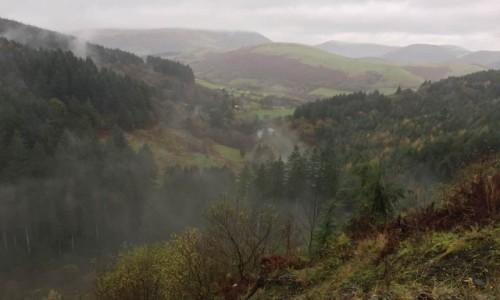 Zdjecie WIELKA BRYTANIA / Walia / Snowdonia  / Fogs of Snowdon
