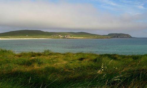 Zdjecie WIELKA BRYTANIA / Szkocja / Szetlandy / Widok na Sumburgh Head