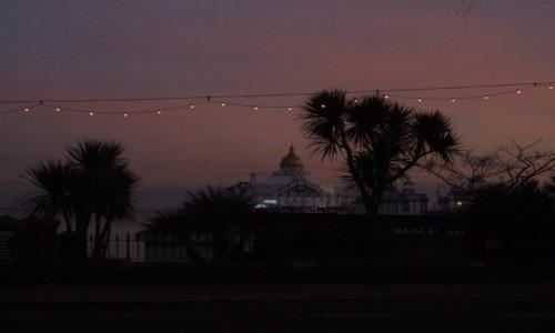 Zdjęcie WIELKA BRYTANIA / East Sussex / Eastbourne / Molo w Eastbourne