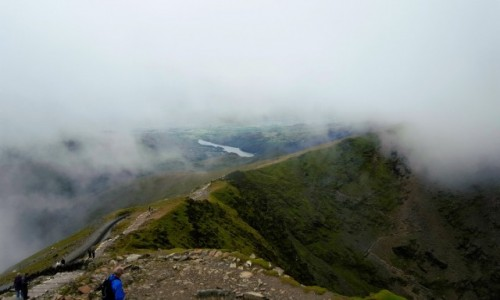 Zdjecie WIELKA BRYTANIA / walia / Snowdonia / Snowdonia