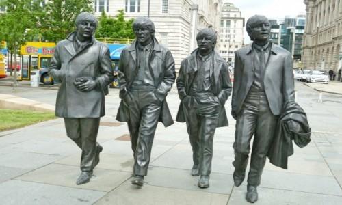 Zdjęcie WIELKA BRYTANIA / Anglia / Liverpool / Już nie zaśpiewają