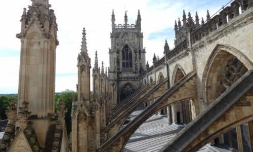 Zdjecie WIELKA BRYTANIA /  North Yorkshire / York / York Minster