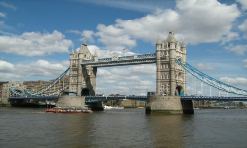 Zdjecie WIELKA BRYTANIA / - / Tower Bridge / Tower Bridge