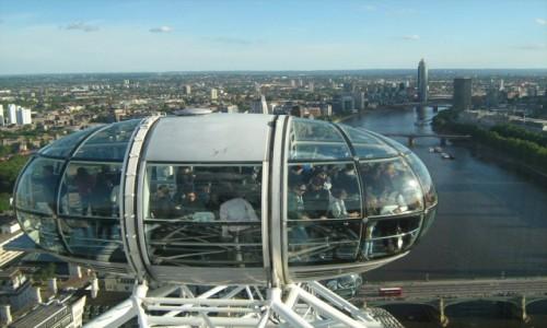 Zdjecie WIELKA BRYTANIA / - / London Eye / London Eye