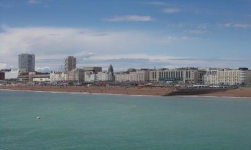 Zdjecie WIELKA BRYTANIA / South East England / Brighton / plaza