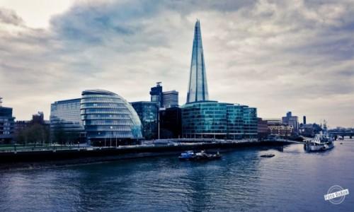 Zdjęcie WIELKA BRYTANIA / - / London / The Shard